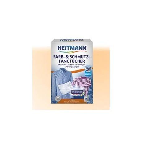 HEITMANN Farb- und Schmutzfangtücher 20 Stück