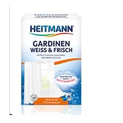 HEITMANN Gardinen Weiß & Frisch