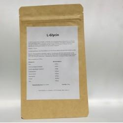 L-Glycin Pulver 100% rein