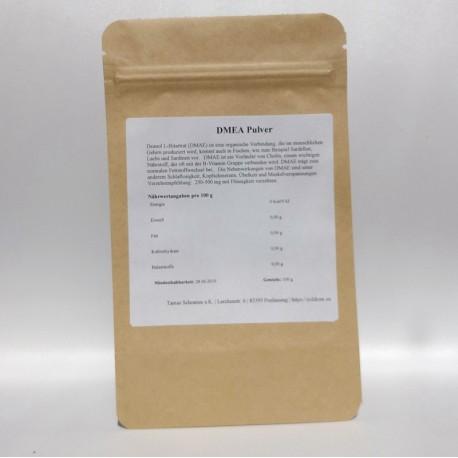DMAE-Bitartrat Pulver - 100 gr