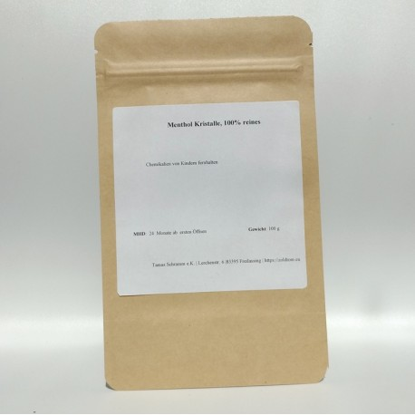 Mentholkristalle - 20-50-100gr