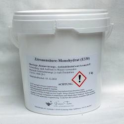 Zitronsäure Pulver - 1 kg