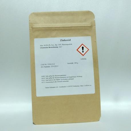 Zinkoxid, 99,9% Pharmaqualität