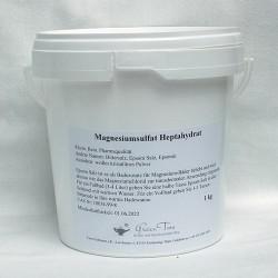 Magnesiumsulfat (Epsom Salz)