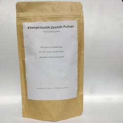 Naturklinoptilolith - Zeolith Pulver 200 gr