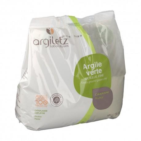 Argiletz Grüne Mineralerde fein gemahlen (fine) - 1 kg
