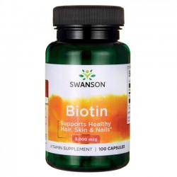Biotin 5 mg 100 Kapseln