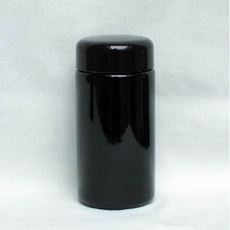 Miron Weithals Violettglas mit Deckel - 100 ml