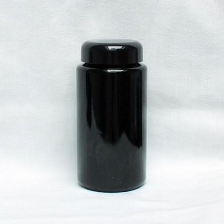 Miron Weithals Violettglas mit Deckel - 200 ml