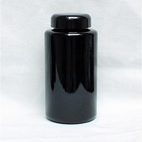 Miron Weithals Violettglas mit Deckel - 300 ml