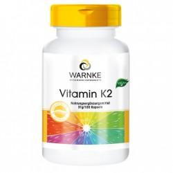 Vitamin K2 - 100 Stück
