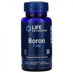 Bor 3 mg mit 25 mg Vit B2 100 Kapseln