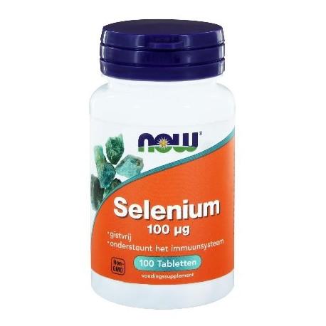 Selenium - 100 mg 100 Kapseln, vegan, vegetarisch, kosher