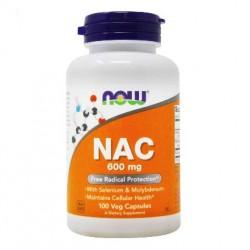 N-AcetylCystein 600 mg 100 Vegakapseln