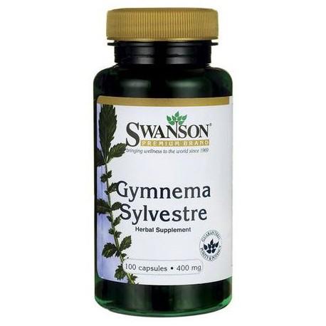 Gymnema Sylvestre 400 mg 100-Kapseln