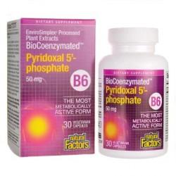 Vitamin B6 P5P 50 mg 30 Kapseln