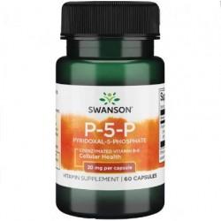 Vitamin B6 P5P 20 mg 60 Kapseln