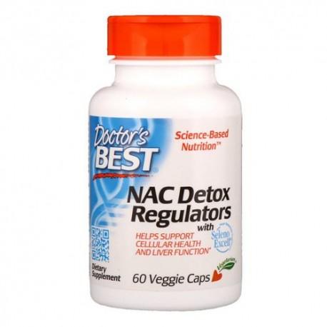 Acetyl-N-Cystein 600 mg 60 Vegetarische kapseln