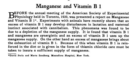 Mangan-und-Vitamin-B1